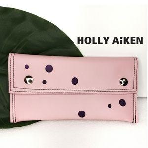 Holly Aiken Clutch/Wallet Blast (Paspartou) Pink